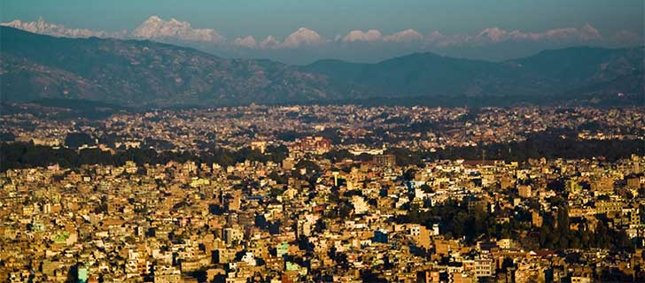 The Challenge of 300,000 Building Footprints in Kathmandu Valley – Where do we start?