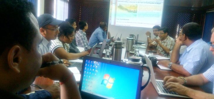 Nepal Earthquake: Report from KLL Situation Room – May 17