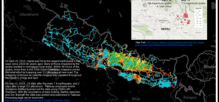 Nepal Earthquake: KLL Situation Room Update, May 25