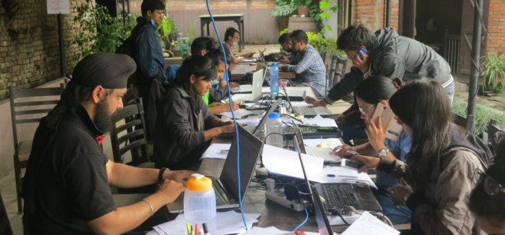 Nepal Earthquake: Update from KLL Situation Room, June 1