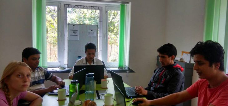 Chile Earthquake and KLL's Remote Efforts