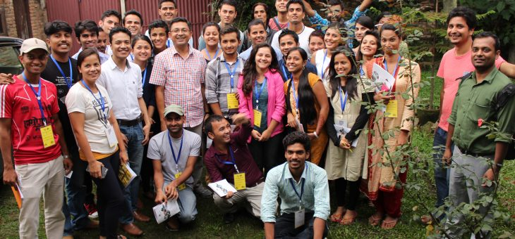 Acquainting Young Civic Leaders with Transformative Digital Technology