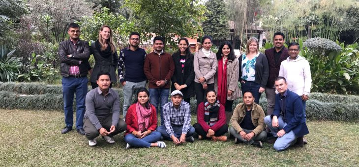 ODI Training of Trainers: lessons learned and way forward